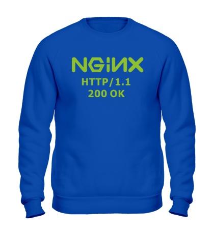 Свитшот Nginx 200 OK