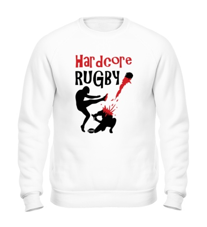 Свитшот Hardcore rugby