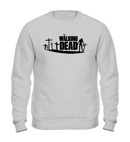 Свитшот Walking Zombie