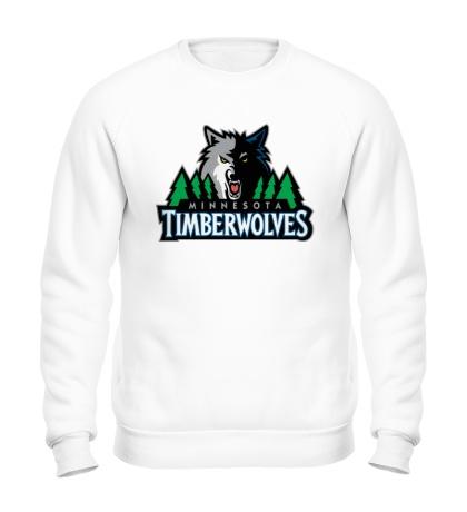 Свитшот Minnesota Timberwolves