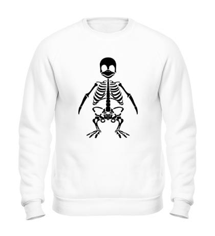 Свитшот Скелет пингвина
