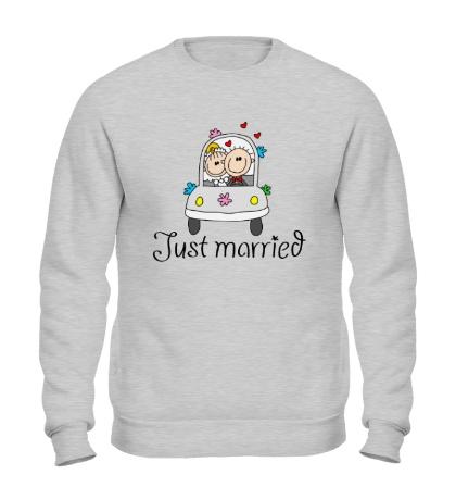 Свитшот Медовый месяц