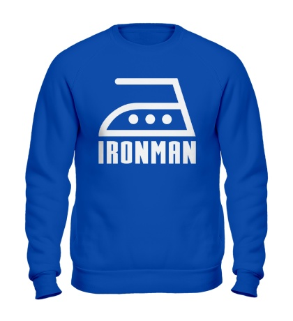 Свитшот Hot Ironman