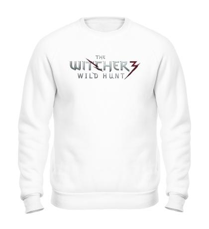 Свитшот The Witcher 3: Wild Hunt