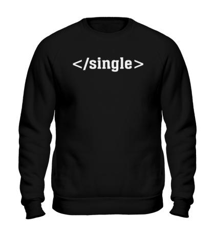 Свитшот Single Tag