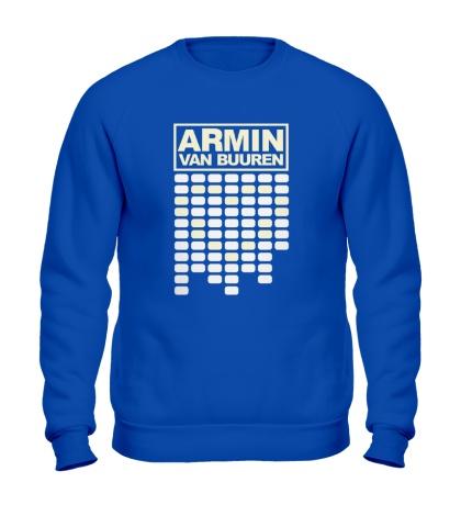 Свитшот Armin Equalizer Glow
