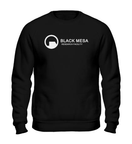 Свитшот Half-Life: Black Mesa