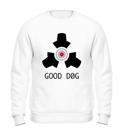 Свитшот Half-Life 2: Good Dog
