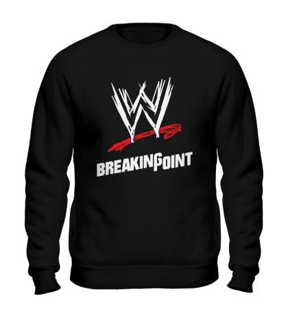 Свитшот WWE Breaking Point
