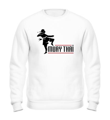 Свитшот Muay Thai Boxer
