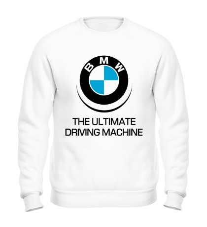 Свитшот BMW Driving Machine