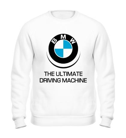 Свитшот BMW Driving Machine