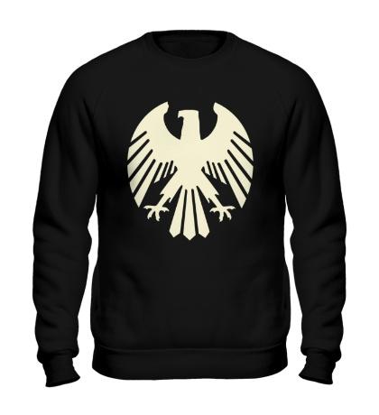 Свитшот Немецкий орел, свет