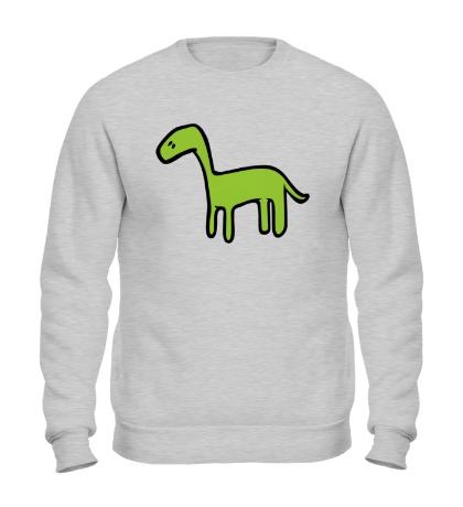Свитшот Динозаврик
