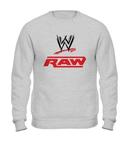 Свитшот WWE Raw