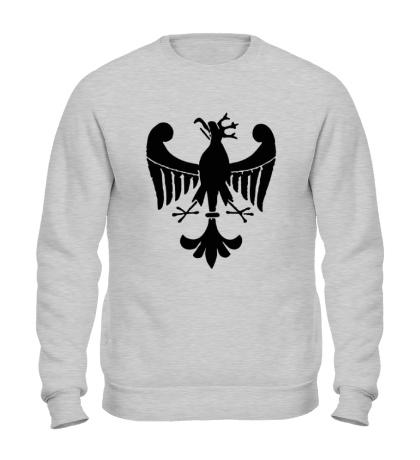 Свитшот Средневековый орел