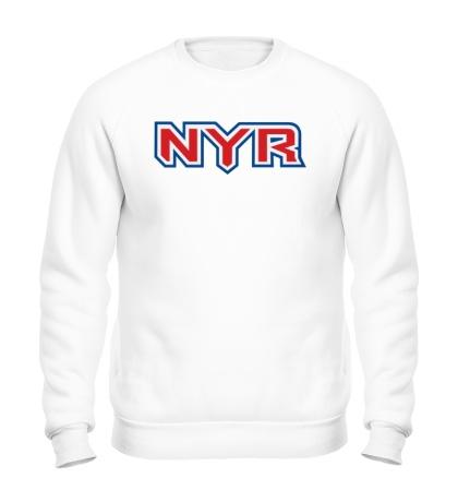 Свитшот HC New York Rangers Sign