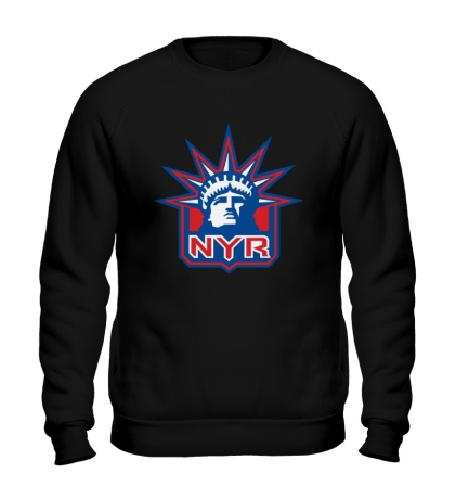 Свитшот HC New York Rangers