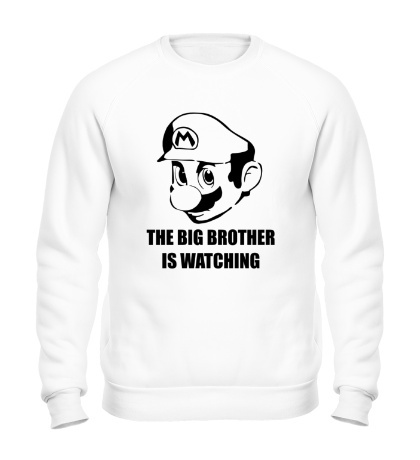 Свитшот Mario Big Brother
