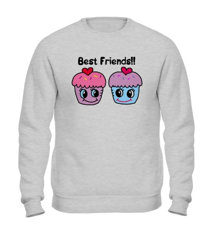 Свитшот Best Friends