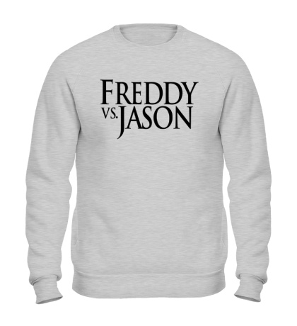 Свитшот Freddy vs Jason
