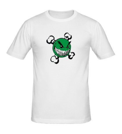 Мужская футболка Злодей