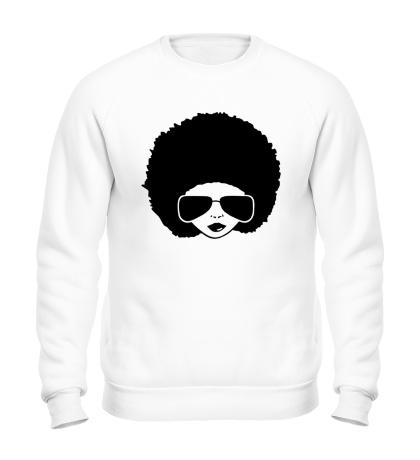 Свитшот Afro Style