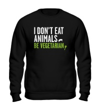 Свитшот Be Vegetarian