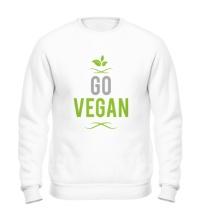 Свитшот Go Vegan