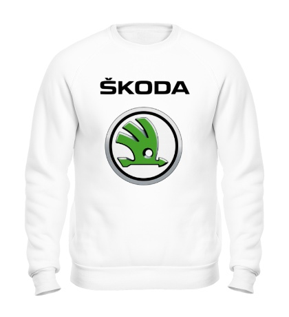 Свитшот Skoda
