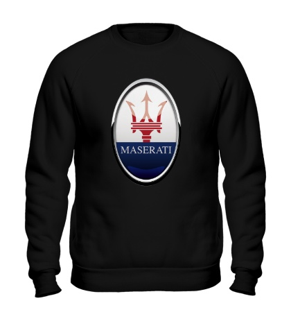 Свитшот Maserati