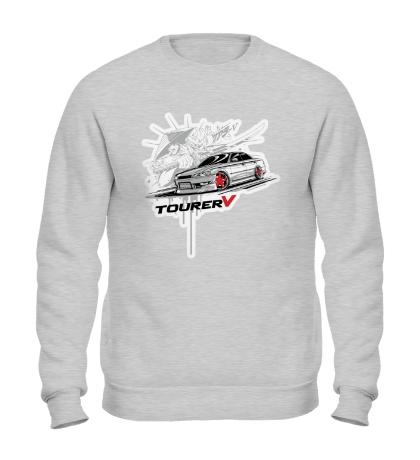 Свитшот «Toyota Mark Tourer V»