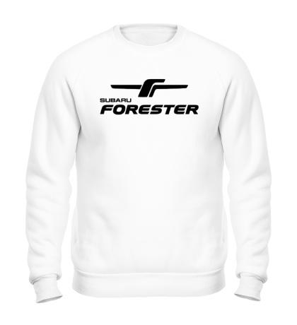 Свитшот Subaru Forester Sign