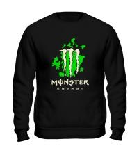 Свитшот Monster Energy Glow