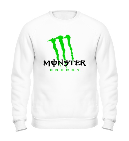 Свитшот Monster Energy Logo
