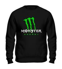 Свитшот Monster Energy Logo