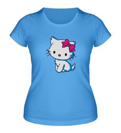 Женская футболка Sweet Kitty
