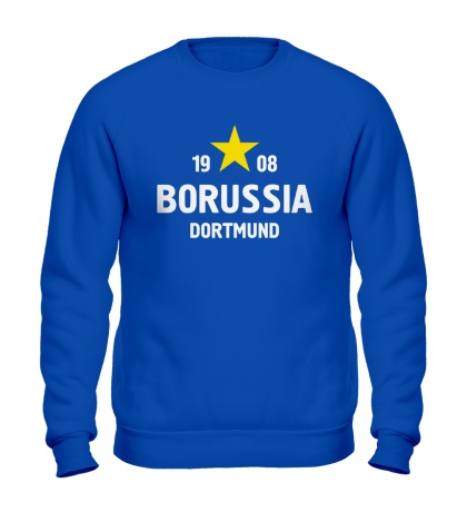 Свитшот FC Borussia Dortmund Sign