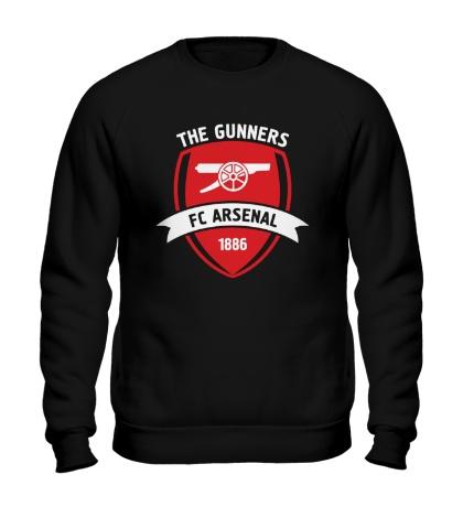 Свитшот FC Arsenal, The Gunners