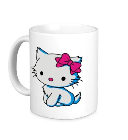 Керамическая кружка Sweet Kitty