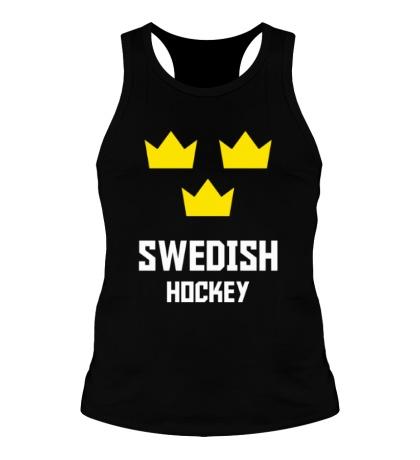 Мужская борцовка Swedish Hockey