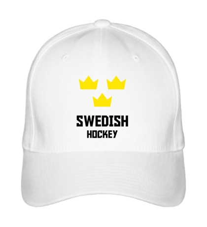 Бейсболка Swedish Hockey