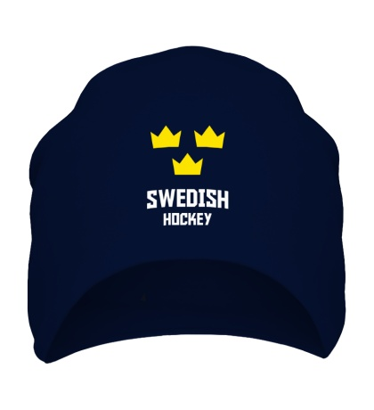 Шапка Swedish Hockey