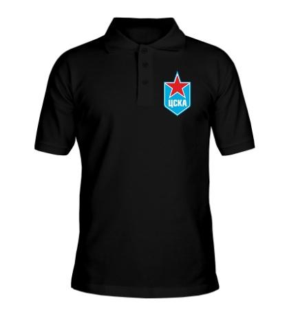 Рубашка поло ХК ЦСКА