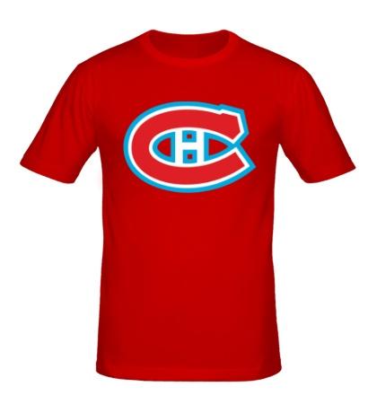 Мужская футболка HC Montreal Canadiens
