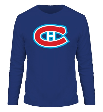 Мужской лонгслив HC Montreal Canadiens