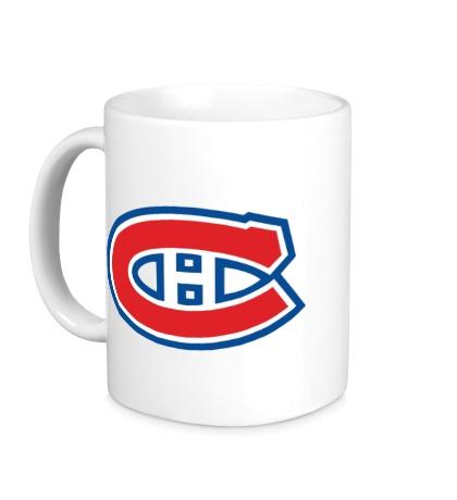Керамическая кружка HC Montreal Canadiens