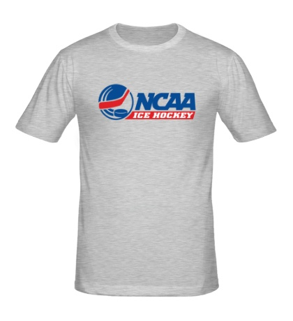 Мужская футболка NCAA Hockey