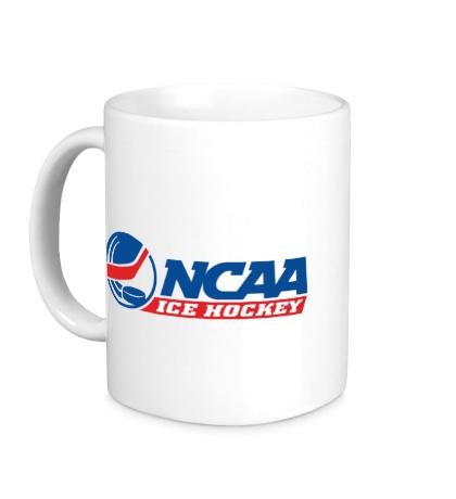 Керамическая кружка NCAA Hockey
