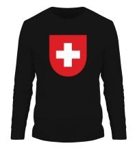 Мужской лонгслив Switzerland Coat